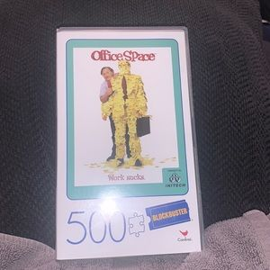 Brand new Office Space 500 piece puzzle